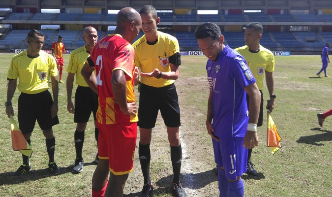 Mcintosh anotó el empate y Arciniegas fue expulsado| Prensa Metropolitanos