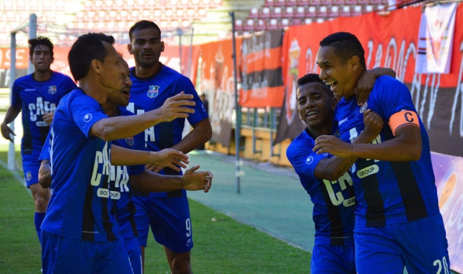 Foto prensa Zulia FC