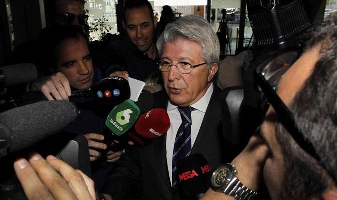 Cerezo se mostró contento por la elección/ Foto EFE