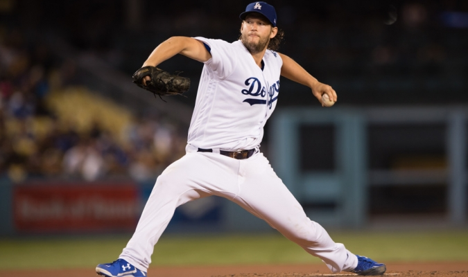 Clayton Kershaw / Cortesía