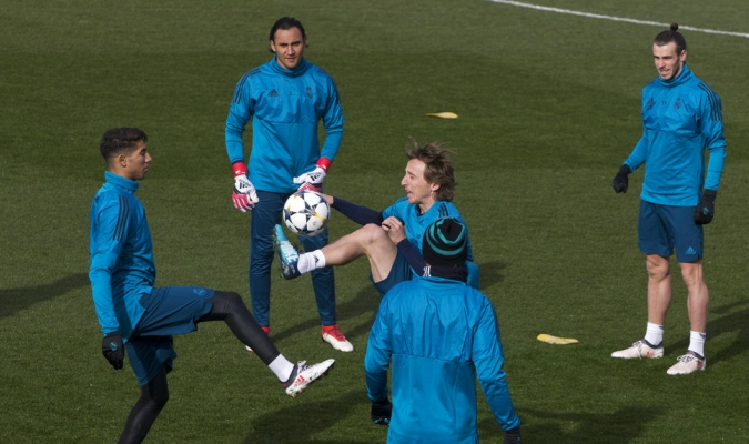 El Madrid se juega la temporada ante PSG / Foto AP