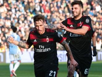 El Milan quiere el último trofeo que le falta  / Foto AP