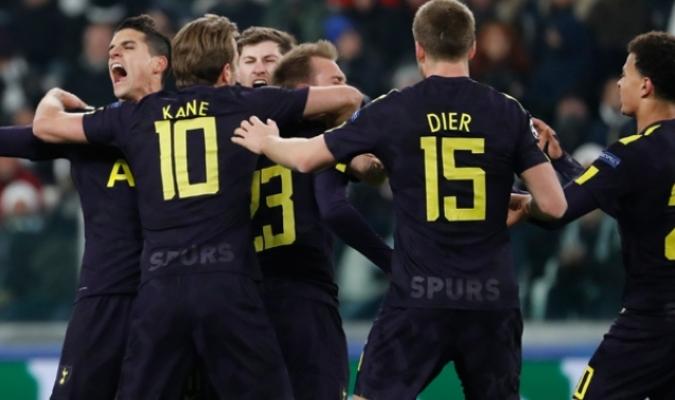 Tottenham sale vivo de Italia / AP