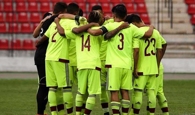 La Sub-20 sigue su preparación || Foto: Cortesía