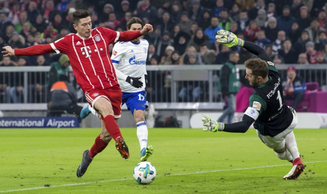 El fútbol alemán sigue creciendo / Foto AP