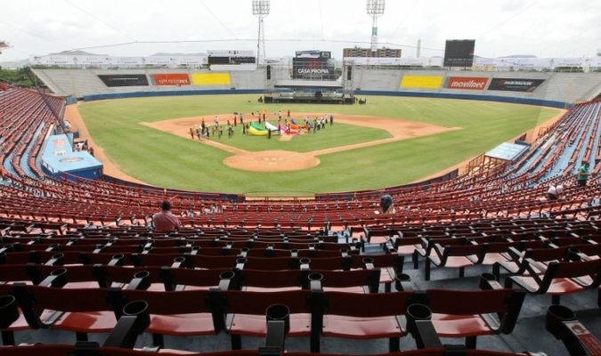 El Estadio Antonio Herrera Gutiérrez será la sede de la Serie del Caribe 2019| Foto: Referencial