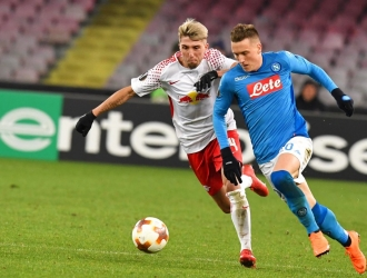 El Napoli prefiere centrarse en la Serie A / Foto AP