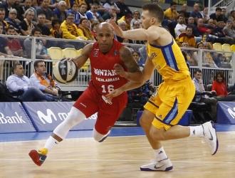 Vargas lamentó la derrota del Fuenlabrada / Foto EFE