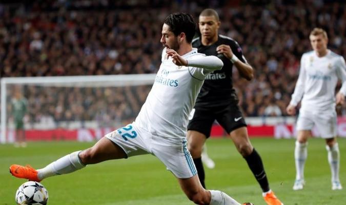 Isco podría irse en verano del Madrid