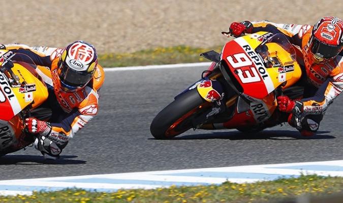 Ambos españoles vienen de buenos test en Tailandia| Foto: Referencial