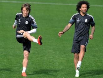 Los dos son serias dudas para el juego ante el PSG/ Foto Cortesía