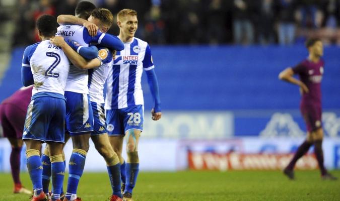 El club de segunda división por tercera vez le priva de ganar la FA Cup