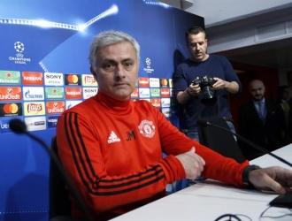 Mourinho habló en la previa al duelo del miércoles / Foto EFE