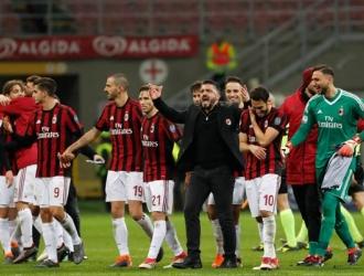 Gattuso tiene 16 partidos al mando del equipo/ Foto AP