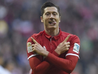 Tiene 20 goles en la Bundesliga este año || Foto: EFE