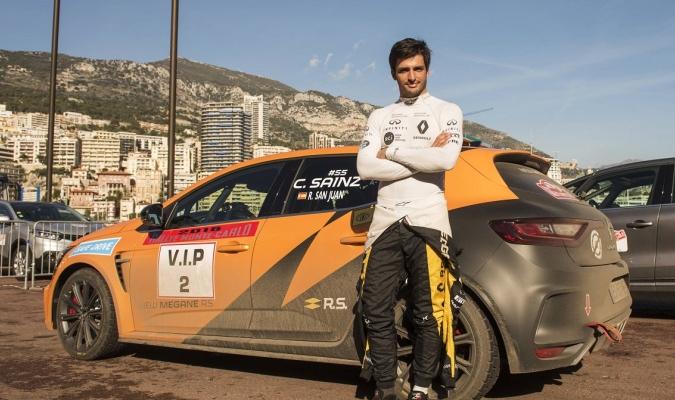 El piloto de Rally le deseó lo mejor a su compatriota / Foto Agencias