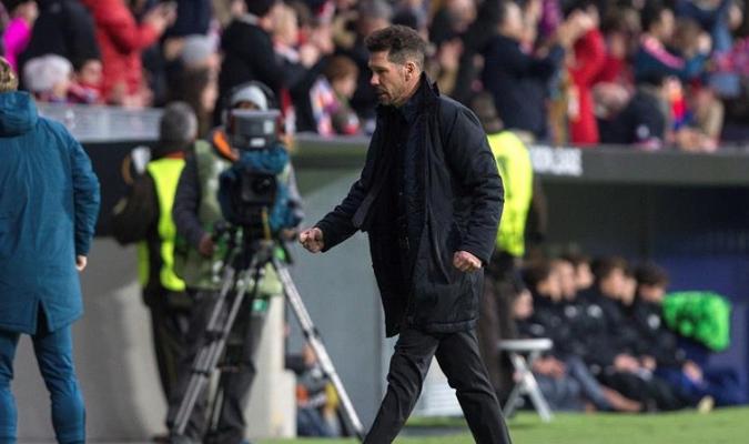 Simeone habló del caso de Fernando Torres / Foto EFE