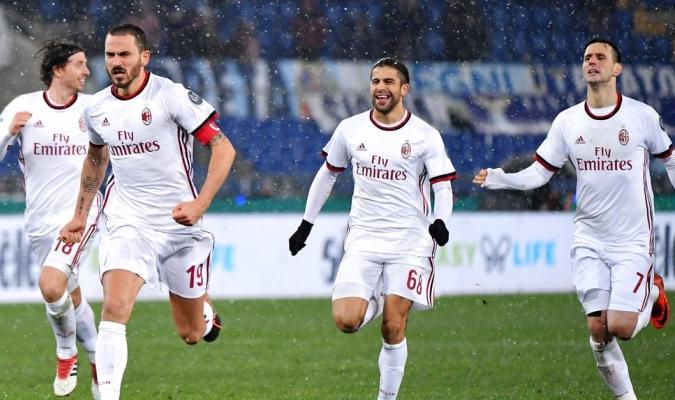 Milan se verá las caras con la Juve / Foto AP