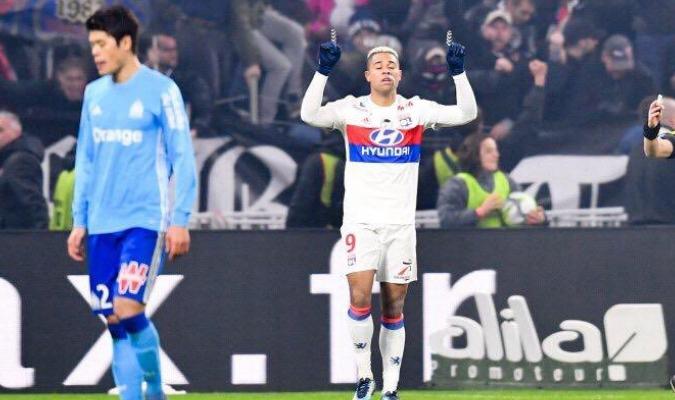 Mariano da un punto al Lyon | Fútbol | Meridiano.com.ve