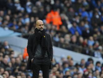 Guardiola aceptó su responsabilidad / Foto AP