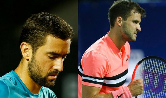 Forman parte del primer cuarteto de tenistas en el ranking| Archivo BDA