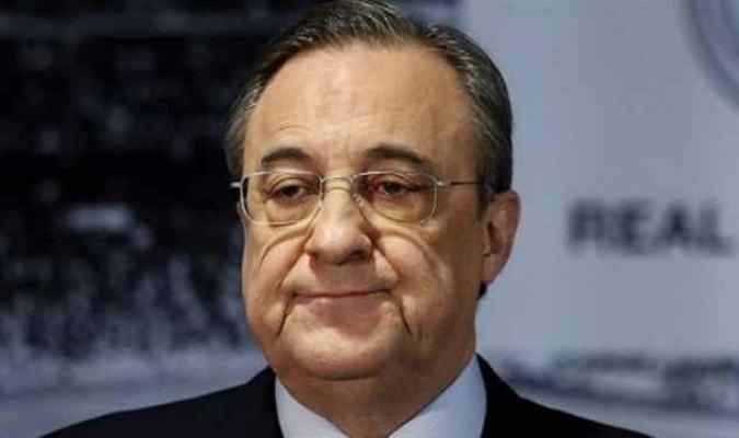 Florentino Pérez perderá un jugador / Foto Cortesía