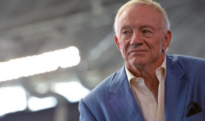 Jerry Jones / Cortesía