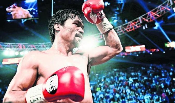 Manny Pacquiao / Foto: Cortesía
