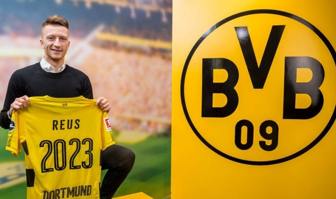 Podría llegar a cumplir más de diez años en el club| @BVB
