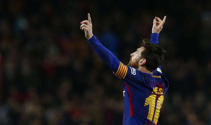 Messi había jugado todos los partidos del campeonato || Foto: AP