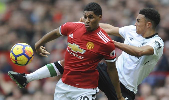 El United se asienta en la segunda posición || Foto: AP