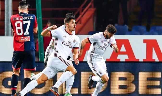 Silva salvó al Milan| EFE