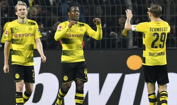 Borussia Dortmund venció al Salzburgo / Foto: AP