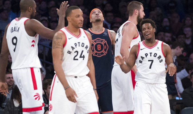 Toronto sigue intratable / Foto AP