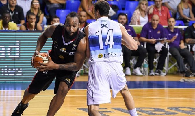 Echenique atinó 31 puntos / Foto FIBA