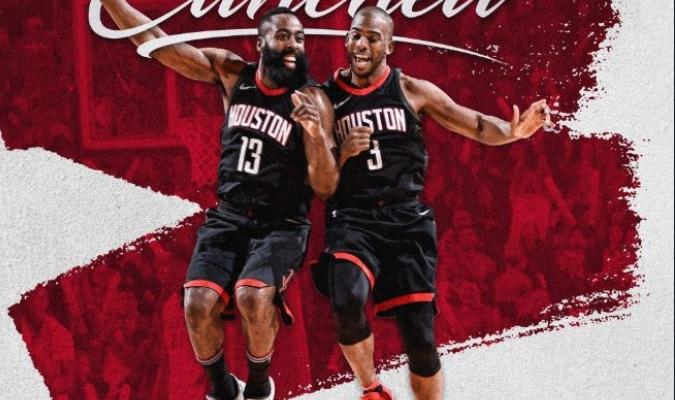 Houston es el equipo mejor proyectado del ranking| Foto: Referencial