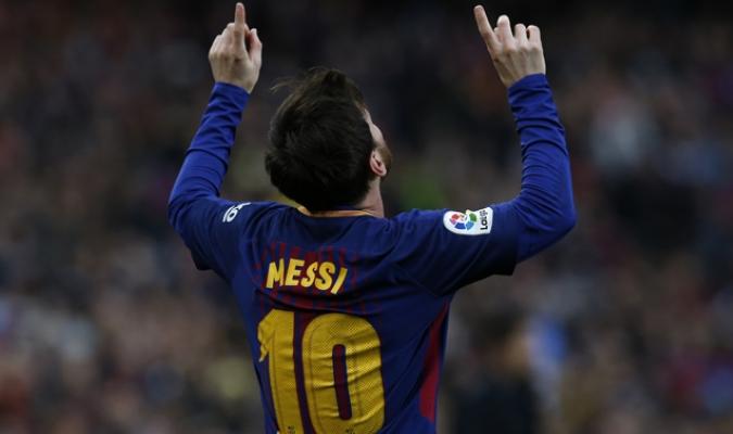 Lionel Messi / AP