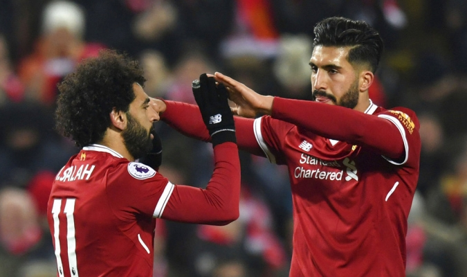 El futbolista egipcio envuelto en polémica / Foto AP