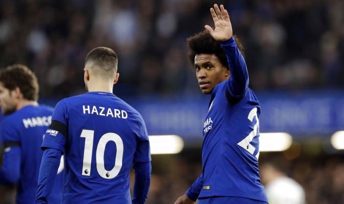 Chelsea quiere dar la sorpresa en el Camp Nou / Foto AP