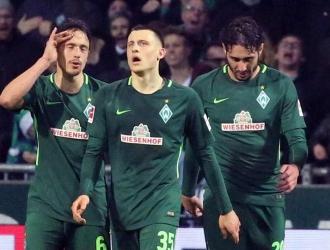 Bremen respira de momento / Foto EFE