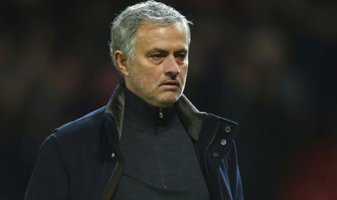 Mourinho se fue decepcionado / Foto AP