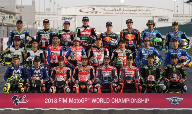 Foto: @MotoGP