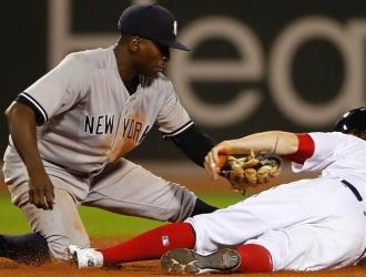Yankees vs Boston / Foto: MLB