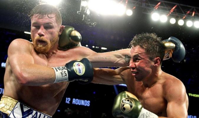 Golovkin vs Canelo Álvarez / Foto cortesía