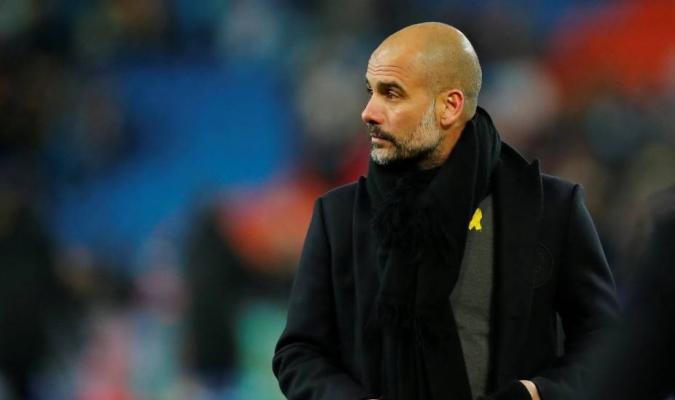 Guardiola mueve sus piezas para llevarse un crack / Foto AP