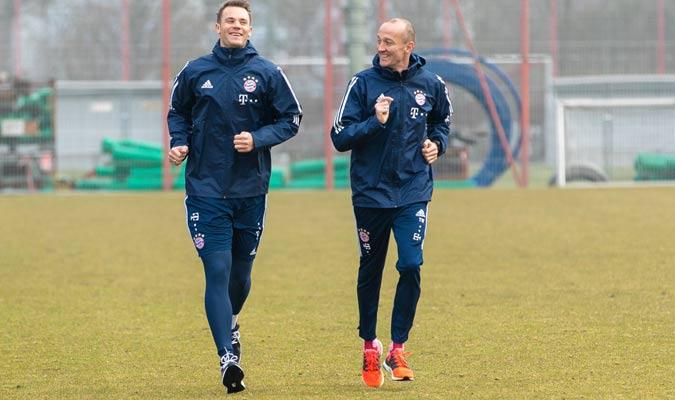 Löw confía en que pueda llegar al Mundial/ Foto @FCBayern