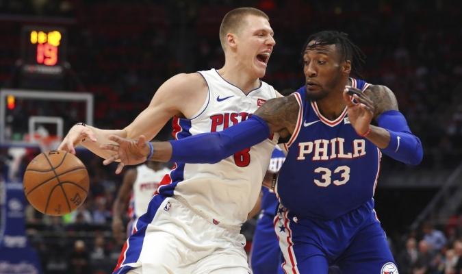 Filadelfia sigue imparable / Foto AP