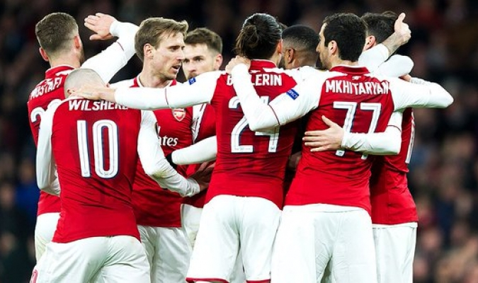 Foto: Twitter @Arsenal
