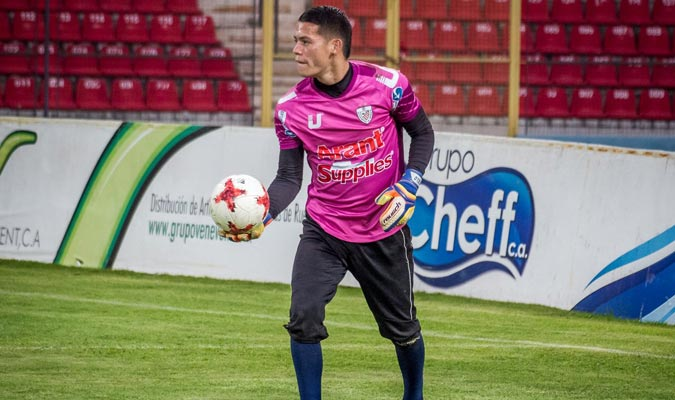 Tiene cuatro años en primera división || Foto: Cortesía
