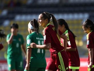 Deyna Castellanos / Foto: CONMEBOL